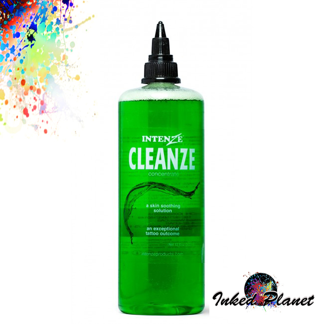 2. Intenze cleanser