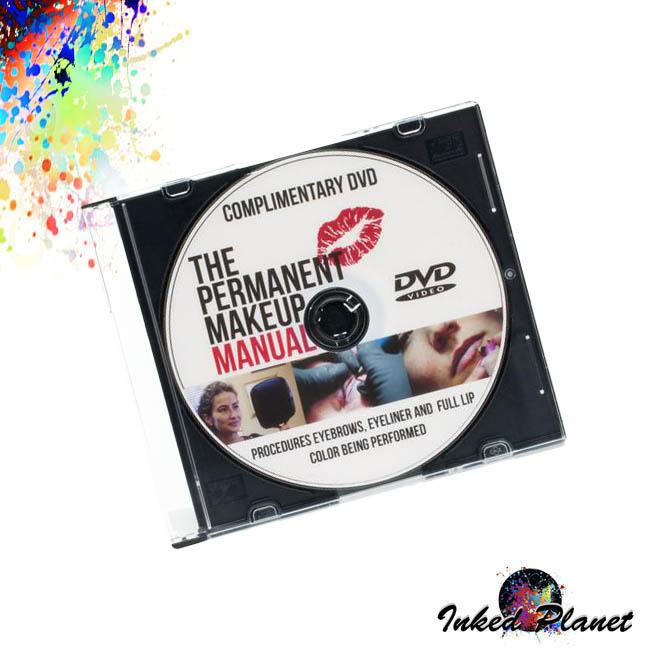 permanent makeup manual